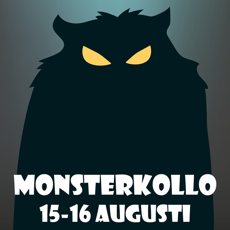 Monsterkollo!